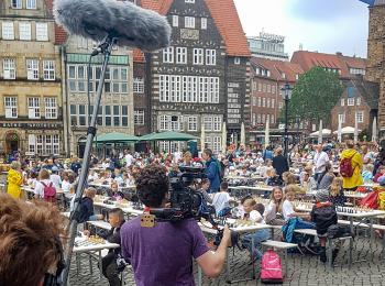 Schach macht schlau Bremen TV Team