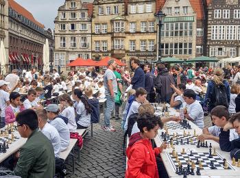 Schach macht schlau Bremen mit Bode