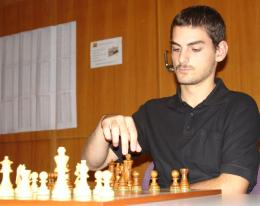 David Baramidze im Ordix-Open der Chess Classic Mainz 2006