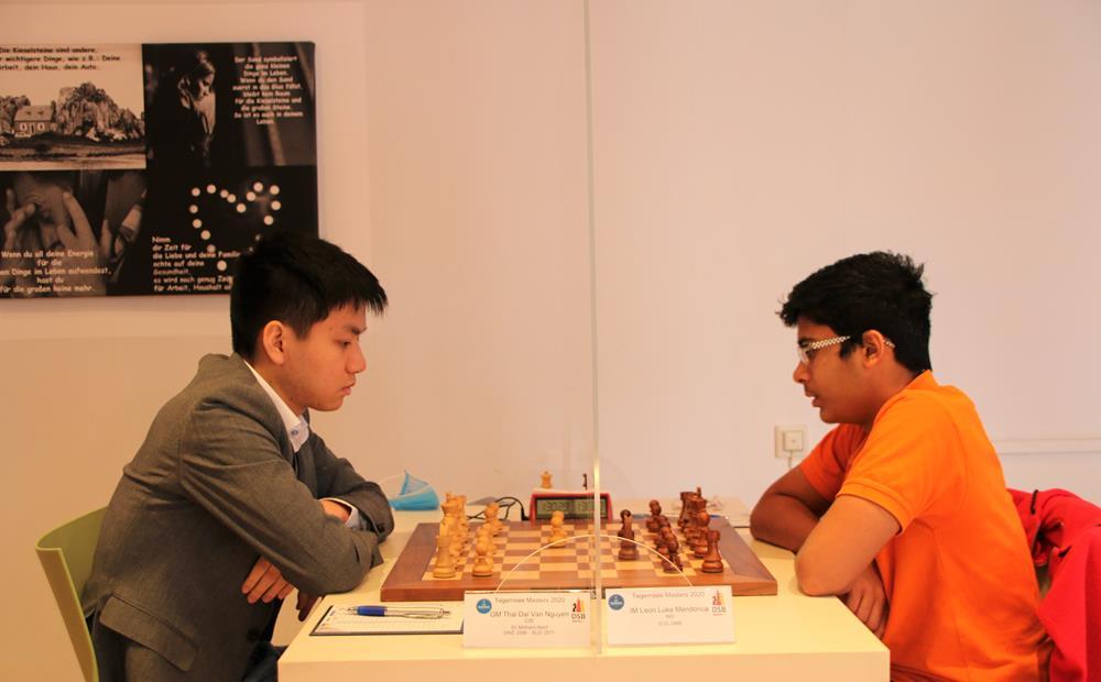 Schach Ergebnisdienst