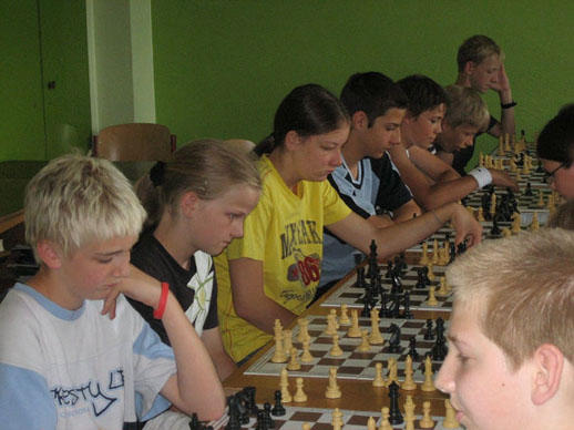 muss man schach sagen