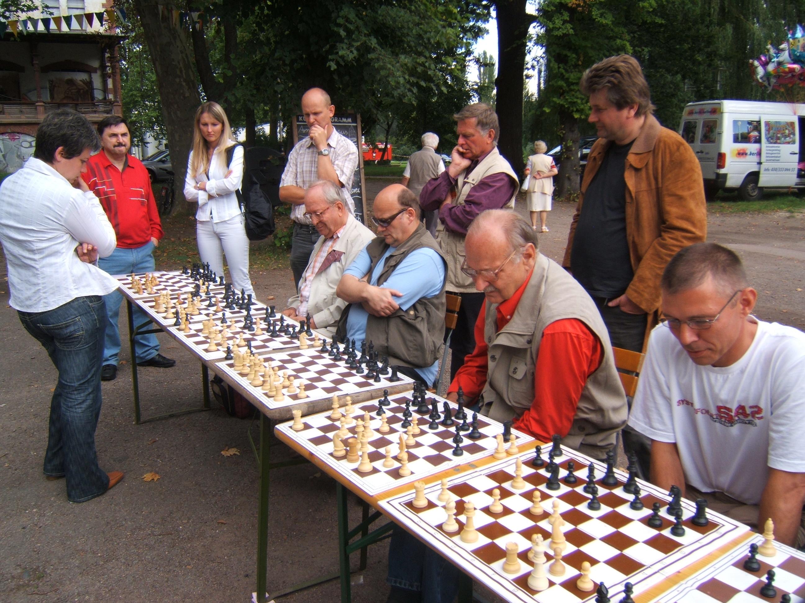 Usv Halle Schach