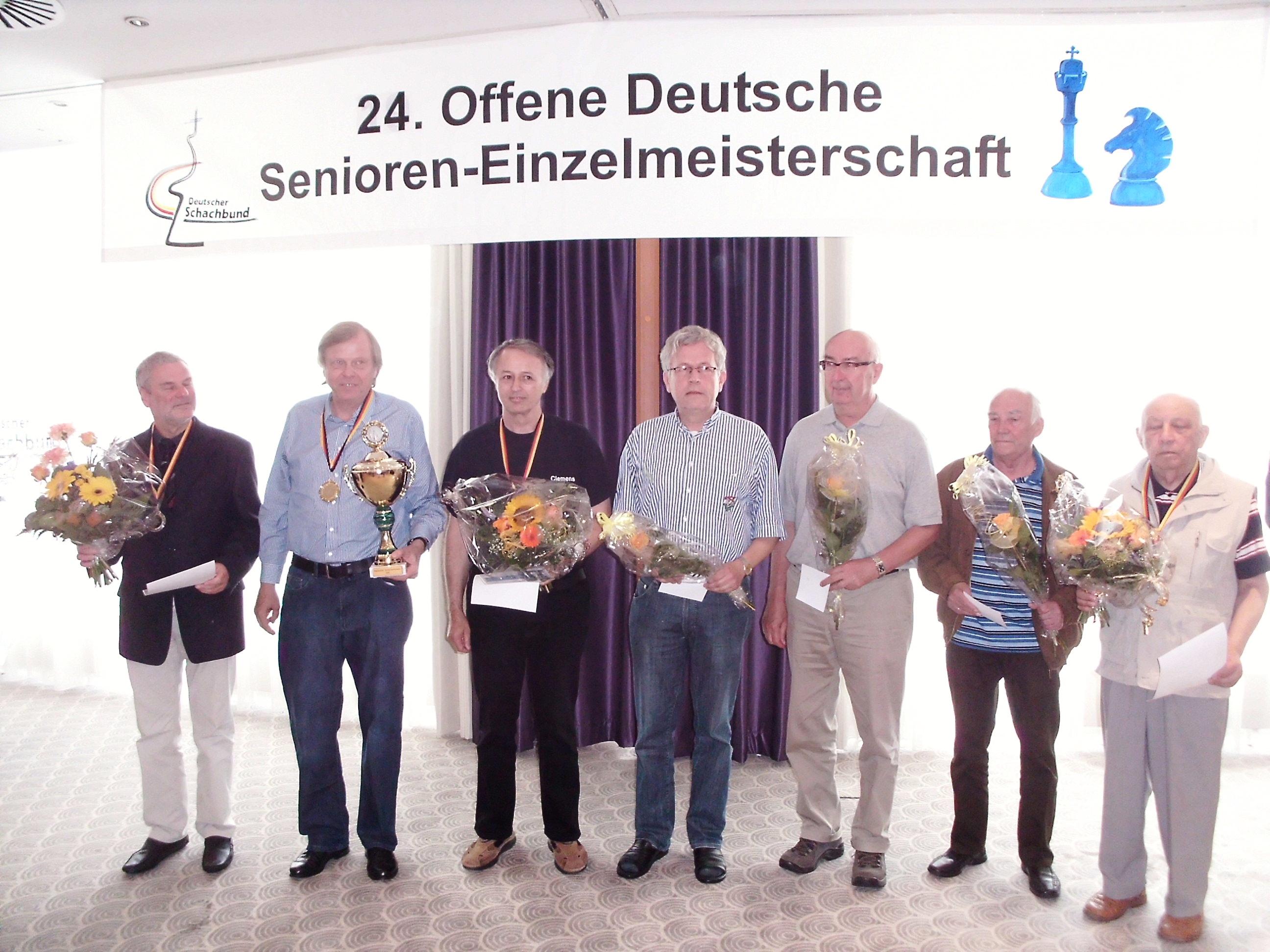 deutscher senioren einzelmeister 2012 bodo schmidt deutscher schachbund. Black Bedroom Furniture Sets. Home Design Ideas