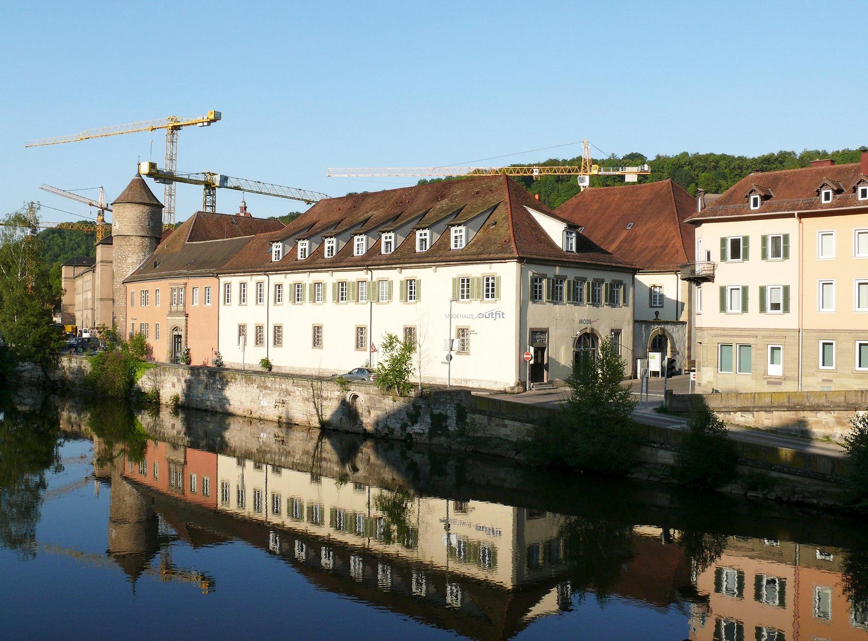 Laufhaus SchwäBisch Hall