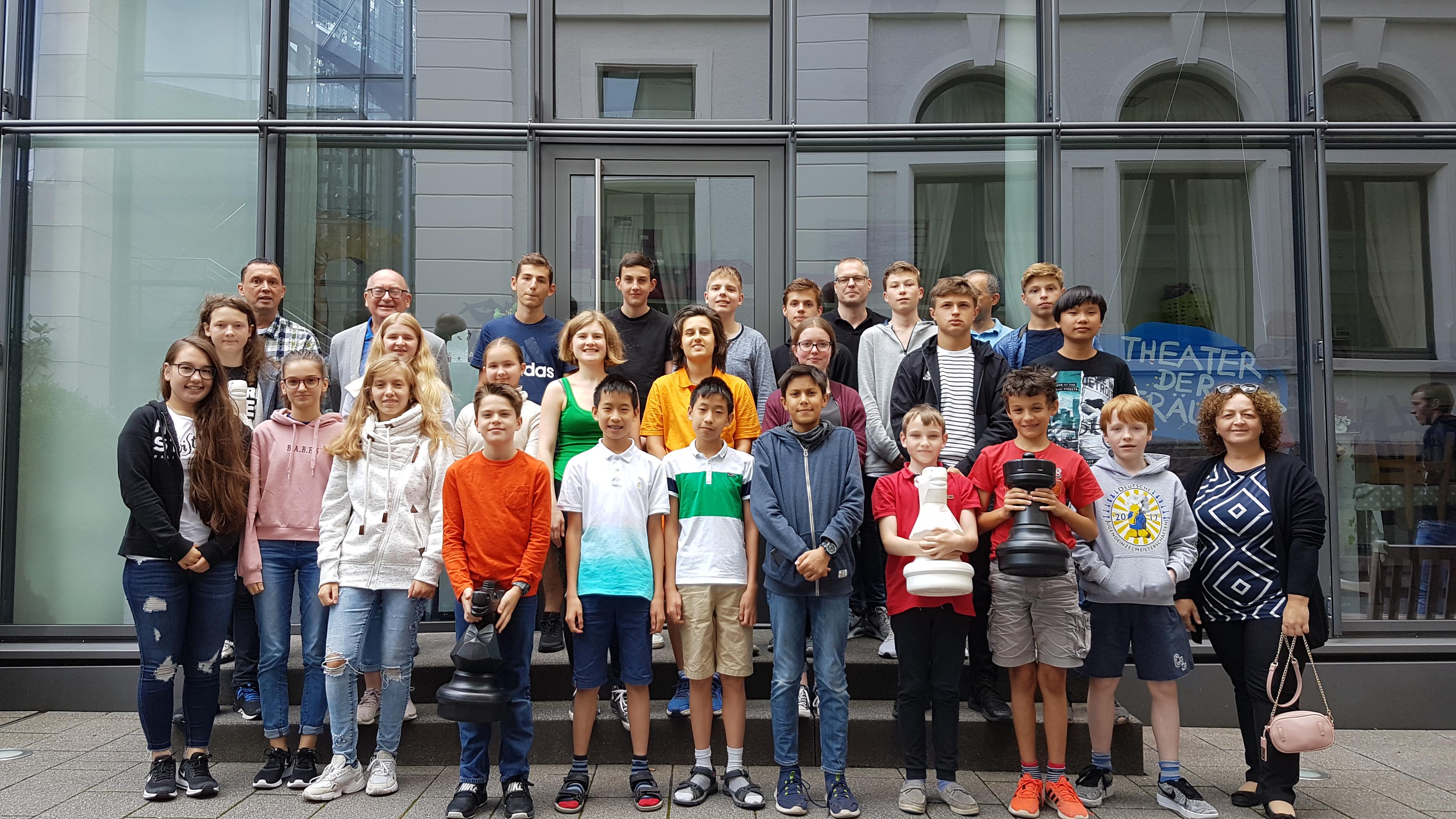 Schach Baden Baden